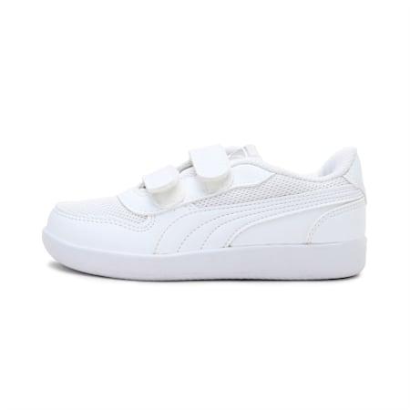 Kent 2.0 IDP Kid's Shoes, Puma White-Puma White, small-IND