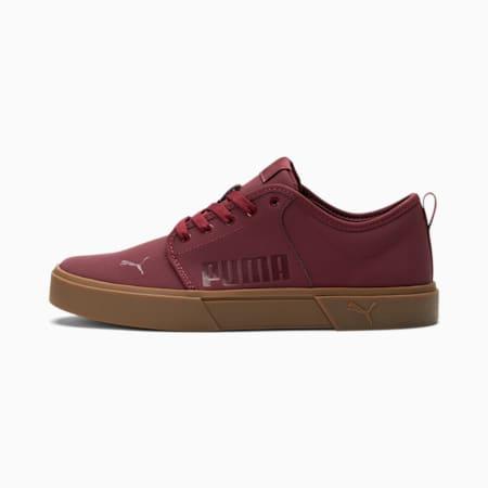Zapatos sin cordones El Rey II Buck, Zinfandel-Gum, pequeño