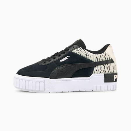 Scarpe da ginnastica Cali Sport Roar Youth, Puma Black-Puma Black, small