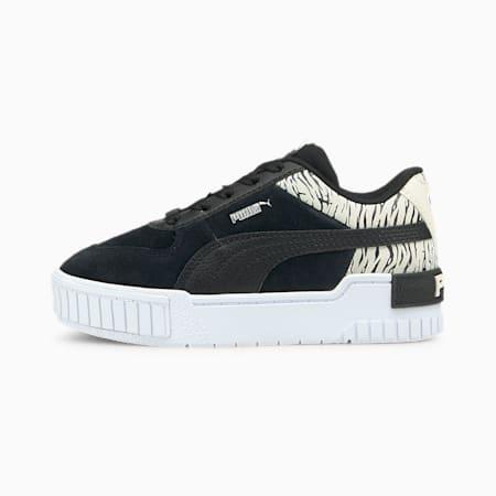 Zapatos deportivos Cali Sport Roar para niño pequeño, Puma Black-Puma Black, pequeño