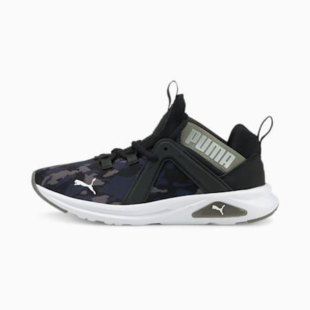Enzo 2 Camo Kid's Shoes, Peacoat-Puma White-Puma Black, small-IND