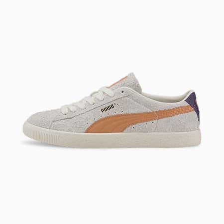 Zapatos deportivos Suede Vintage SC, Puma White-Sweet Grape-Marshmallow, pequeño