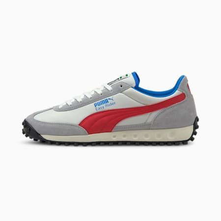 PUMA x Easy Rider II Unisex Shoes, Puma White-Glacial Blue, small-IND