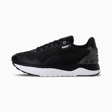 R78 Voyage Astro Women's Sneakers, Puma Black-Puma Black, small-IND