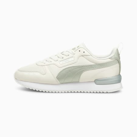 R78 Metallic Pop Damen Sneaker, Nimbus Cloud-Puma Silver, small