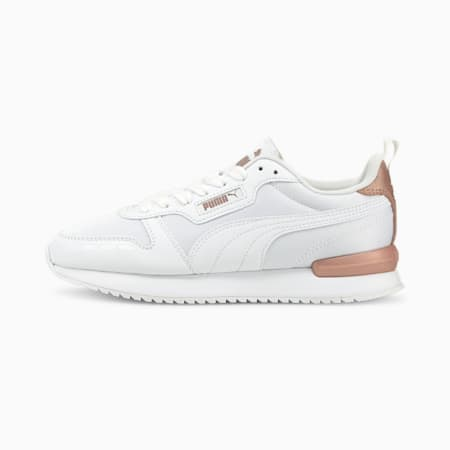Espadrilles R78 Metallic Pop, femme, Blanc Puma-blanc Puma-Or rose, petit