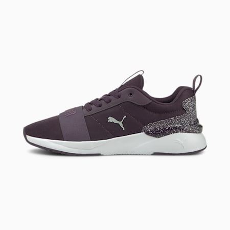 Rose Plus Astro Women's Shoes, Sweet Grape-Puma Silver, small-IND