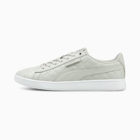 PUMA Vikky V2 Quilted Women's Sneakers, Gray Violet-Gray Violet-Puma Silver, small-IND