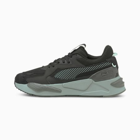 RS-Z College Unisex Sneakers, Puma Black-Quarry, small-IND