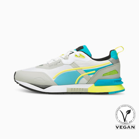 Mirage Tech Trainers, Gray Violet-Puma White, small