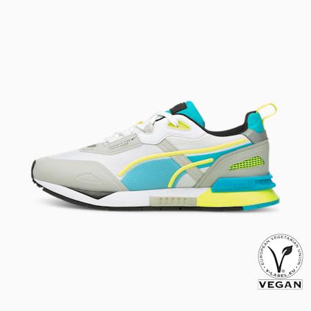 Mirage Tech sneakers, Gray Violet-Puma White, small