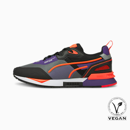 Mirage Tech Trainers, Puma Black-Prism Violet, small