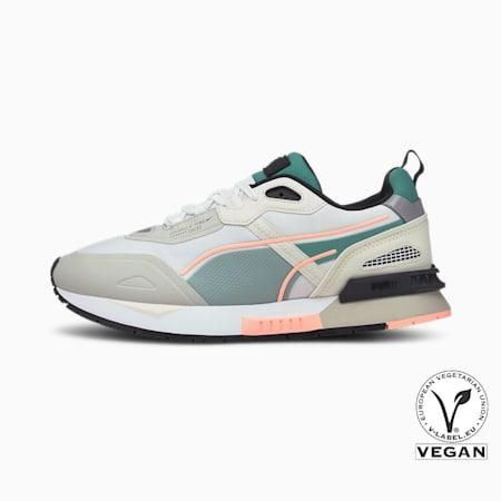 Mirage Tech Sneaker, Puma White-Vaporous Gray, small