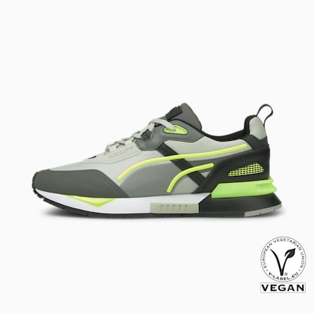 Mirage Tech Trainers, White-Black-Yellow Alert, small-GBR