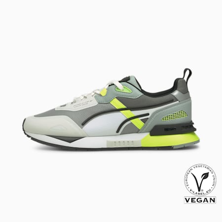Mirage Tech Sneaker, Nimbus Cloud-Quarry-Yellow Alert, small