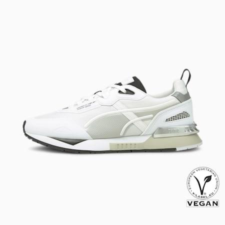 Mirage Tech Core Sneaker, Puma White-Gray Violet, small