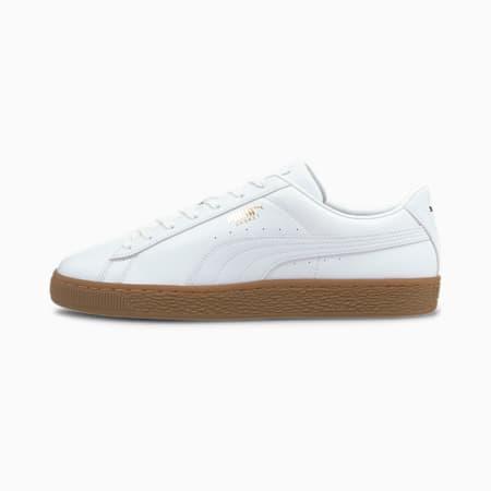 Basket Gum XXI Trainers, Puma White-Gum, small-SEA