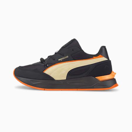 PUMA x PRONOUNCE Mirage Sport Unisex Shoes, Puma Black-Pebble, small-IND