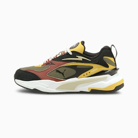 Zapatillas juveniles Time4Change RS-Fast, Grape Leaf-Mineral Yellow, small