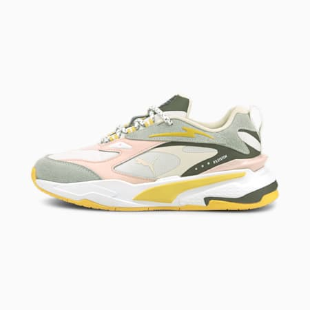 Time4Change RS-Fast Youth Trainers, Puma White-Lotus, small-GBR