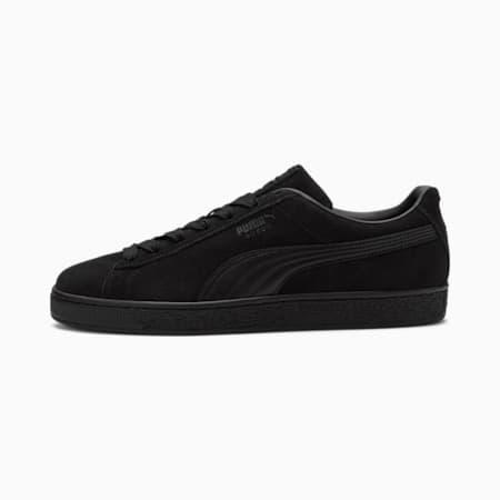 Zapatos deportivos Suede Classic Lifestyle, Puma Black, pequeño