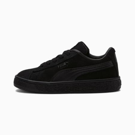 Zapatos Suede Classic LFS para bebé, Puma Black, pequeño
