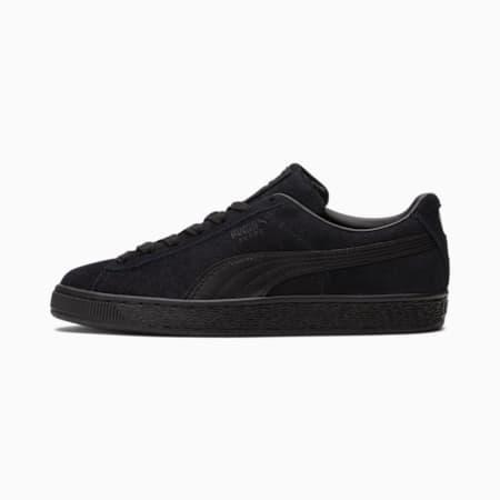 Zapatos deportivos Suede Classic LFS para mujer, Puma Black, pequeño