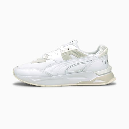 Mirage Sport B&W sneakers, Puma White-Puma Black, small