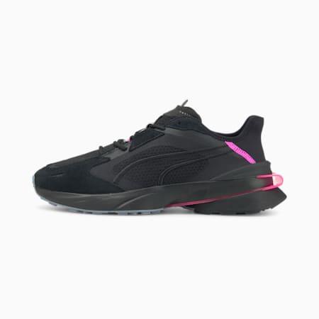 PUMA OP-1 PWRFrame Sneakers, Black-Puma Aged Silver-Pink, small