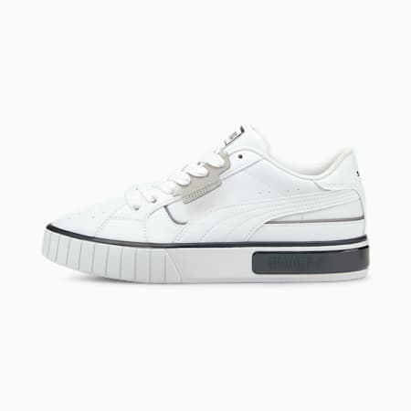 Cali Star Women's CLights Sneakers, Puma White-Puma Black, small-IND