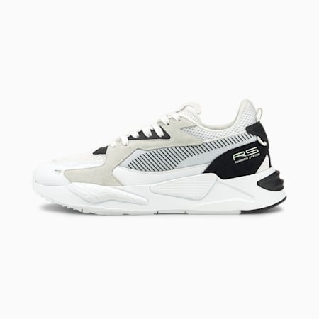 RS-Z Unisex Sneakers, Puma White-Puma Black, small-IND