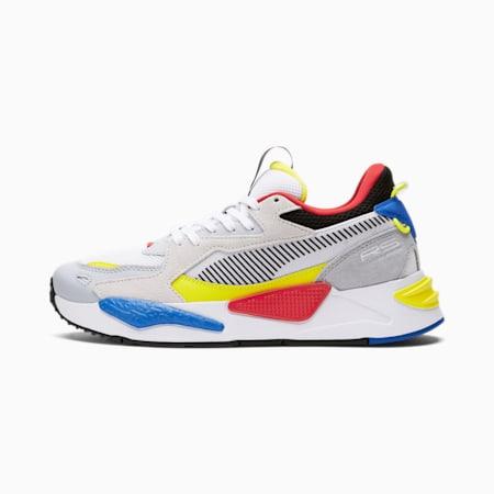 Zapatos deportivos RS-Z, Puma White-Glacial Blue-Nrgy Yellow, pequeño