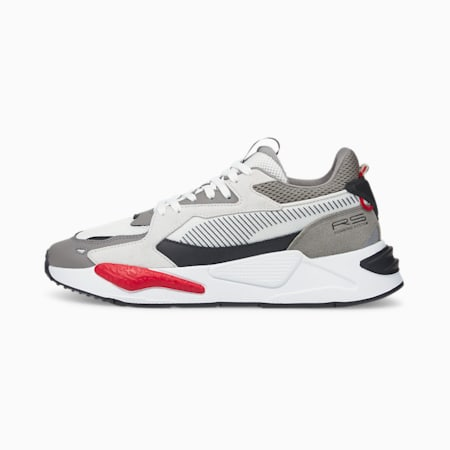 RS-Z Unisex Sneakers, Puma White-Puma Black-Steeple Gray, small-IND