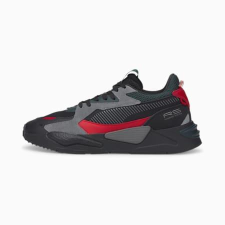 RS-Z Trainers, Puma Black-CASTLEROCK-Urban Red, small