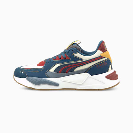 PUMA x RS-Z P.Uni Unisex Sneakers, Ivory Glow-China Blue-Intense Red, small-IND