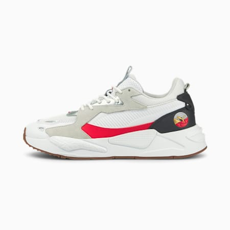 RS - Z Art of Sport Unisex Sneakers, Puma White-Puma Black-High Risk Red, small-IND