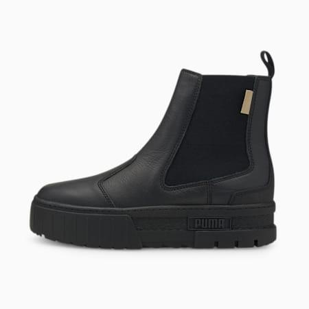 メイズ チェルシー インフューズ ウィメンズ ブーツ, Puma Black, small-JPN