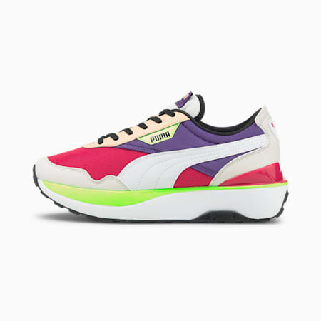 Cruise Rider Flair Women's Trainers, Beetroot Purple-Prism Violet, small-GBR