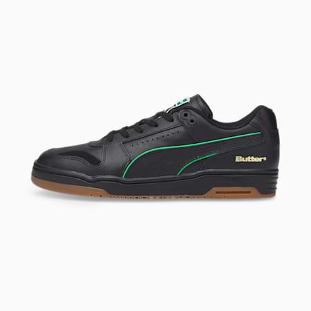PUMA x BUTTER GOODS Slipstream Lo Unisex Sneakers, Puma Black, small-IND