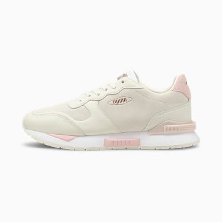 Mirage Clean PRM Women's Trainers, Marshmallow-Vaporous Gray, small