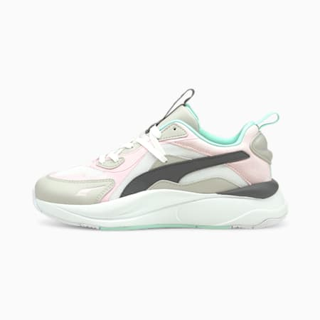 RS-Curve Core Women's Trainers, Puma White-Pink Lady, small