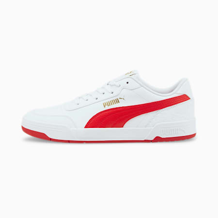 Caracal Celestial Trainers, Puma White-High Risk Red, small-SEA