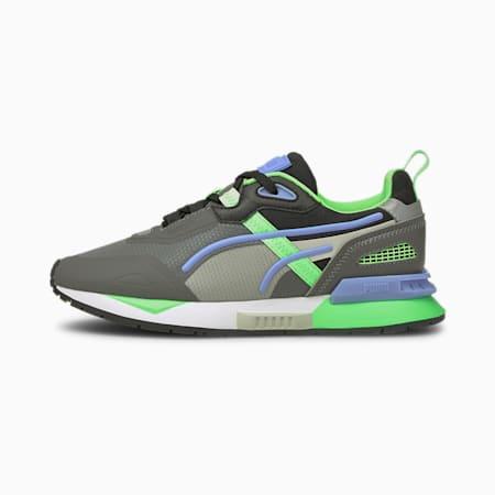 Mirage Tech Jugend Sneaker, CASTLEROCK-Elektro Green, small
