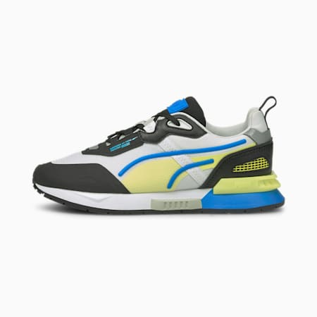 Zapatos deportivos Mirage TechJR, Puma White-Puma Black, pequeño