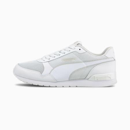 ST Runner V2 Tech Unisex Sneakers, Puma White-Puma White, small-IND