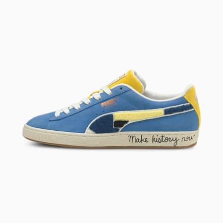 Zapatos deportivos clásicos de gamuzaBlack Fives, Star Sapphire, pequeño