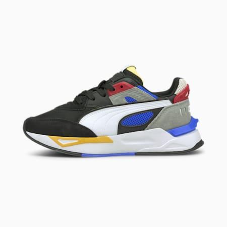 Zapatos deportivos Mirage Sport Remix JR, Puma Black-Puma White, pequeño