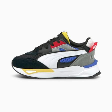 Zapatos deportivos Mirage Sport Remix para niño pequeño, Puma Black-Puma White, pequeño