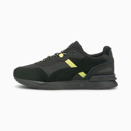 PUMA x HELLY HANSEN Mirage Tech Sneaker, Puma Black, small