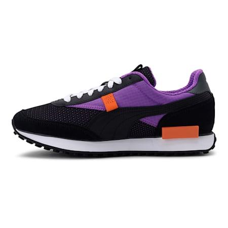 Future Rider FV Shoes, Purple Glmrr-Pma Blk-Jfa Or, small-IND
